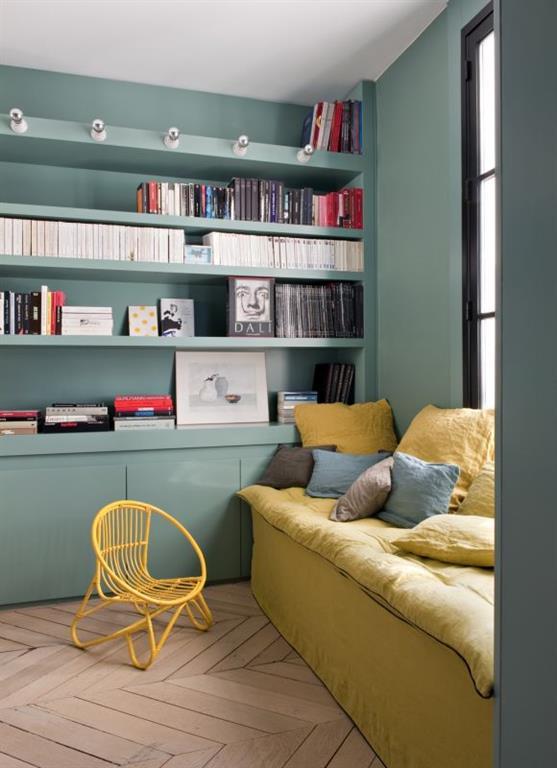 Decoration Salon Bleu Jaune - Amazing Home Ideas - freetattoosdesign.us