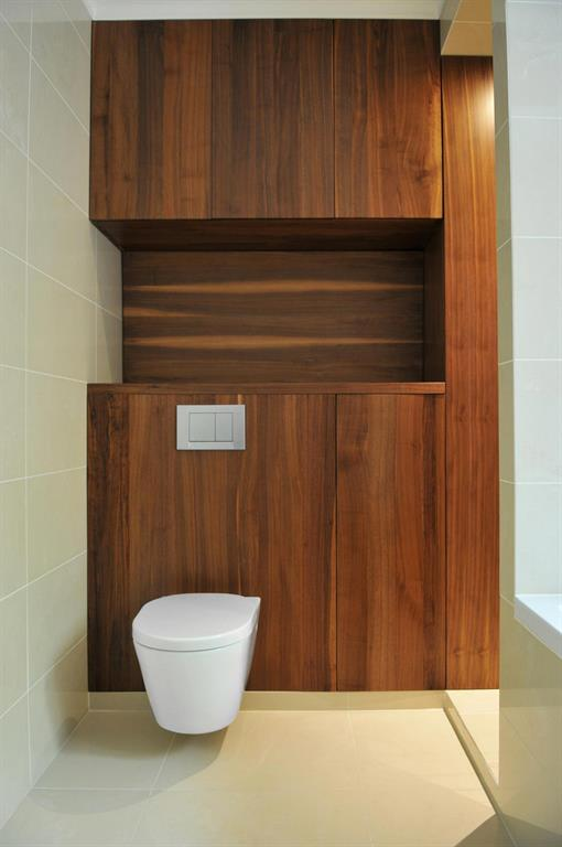 D coration toilettes contemporain for Placard design contemporain