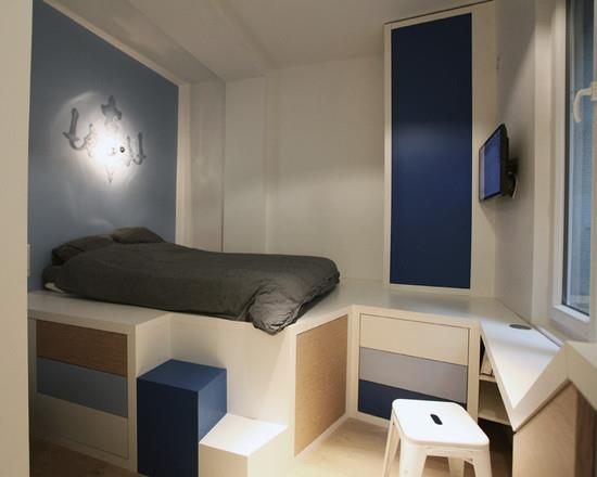 mezzanine chambre lit double - Mezzanine Chambre Lit Double