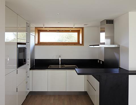 Meuble cuisine plan de travail meuble bas 60 cm for Meuble cuisine blanc et noir