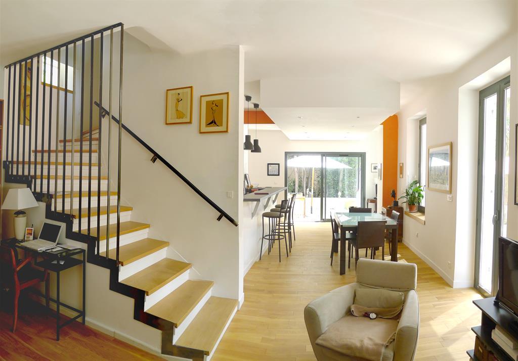 salon moderne amnagement et dcoration domozoom - Maison Moderne Ville