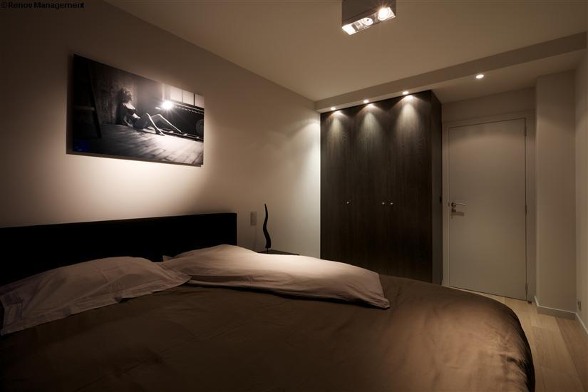 Chambre et dressing design contemporain design de maison for Photo chambre design