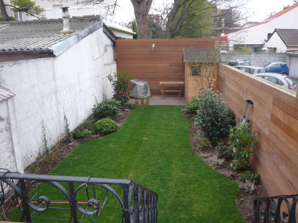 Amenagement Petit Jardin De Ville. Beautiful Agrandir Un Petit Jardn ...