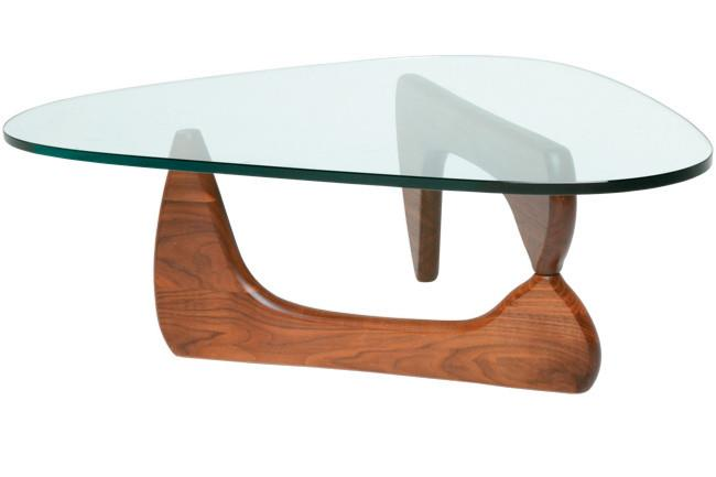 Table Basse Verre Et Bois Ovale Galerieherzog