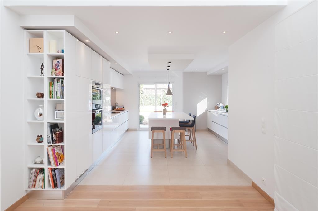 Plan petite cuisine lineaire ~ Solutions pour la décoration ...