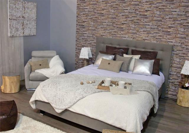 deco chambre adulte taupe