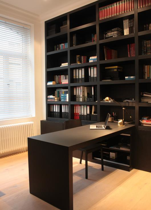 9 biblioth ques qu on aime pour ranger ses livres par marion arnoud loherst. Black Bedroom Furniture Sets. Home Design Ideas