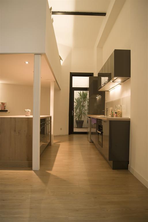 loft. Black Bedroom Furniture Sets. Home Design Ideas