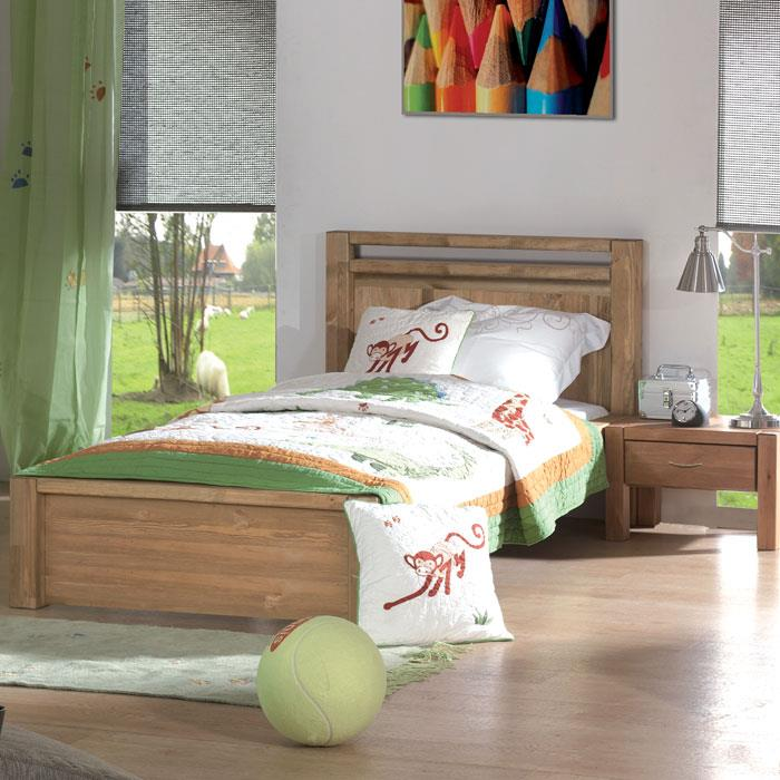 Chambre scandinave ado - Lit enfant cocktail scandinave ...