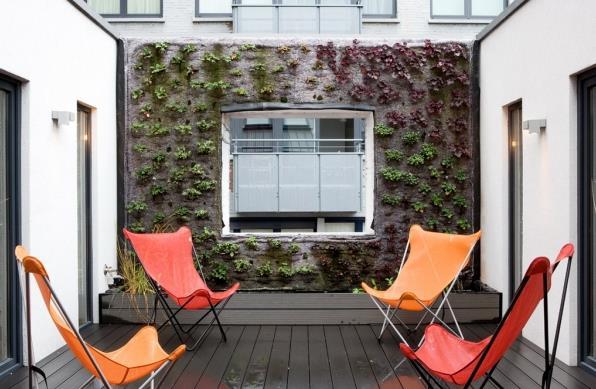 Habillage Bois Mur Exterieur : avec mur http deboj club topic habillage mur exterieur terrasse html