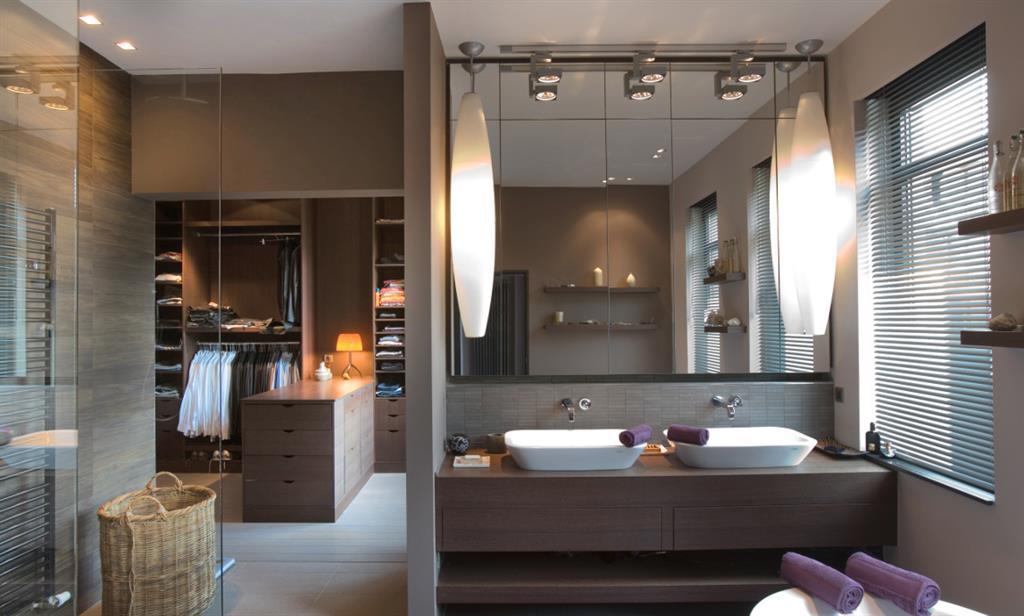 salle de bain ouverte dans chambre salle de bain ouverte dans chambre dcoration de - Salle De Bain Ouverte Sur Chambre Design