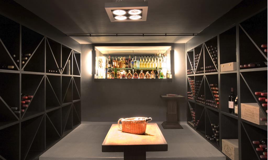 Cave A Vin Design Contemporain - Inspiration du blog