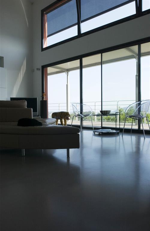 Maison Moderne Avec Grande Baie Vitree Solutions Pour La D Coration Int Rieure De Votre Maison
