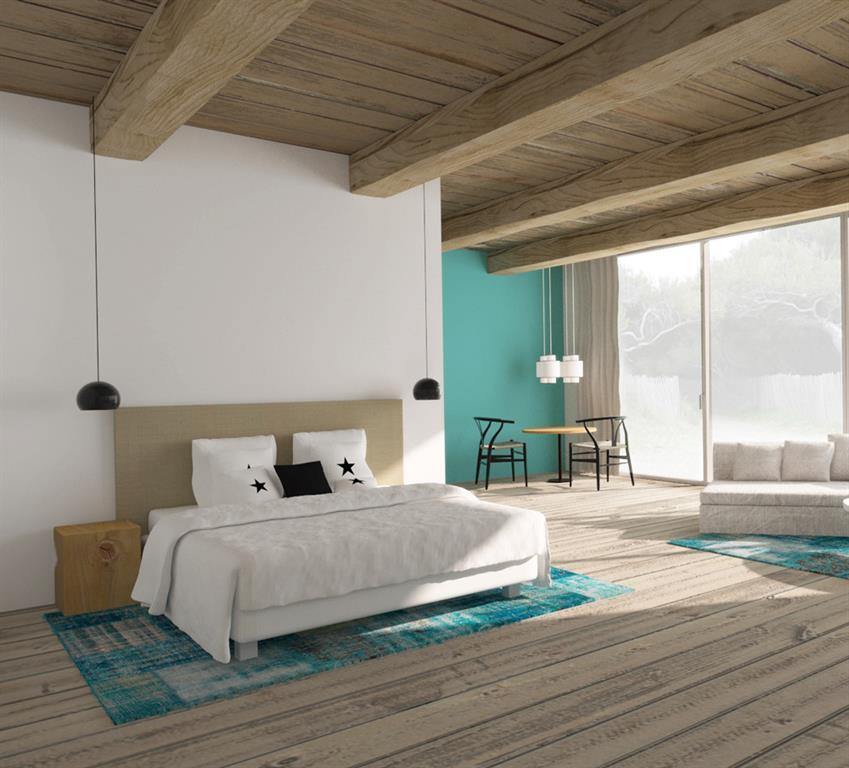 Chambre zen am nagement couleurs et mati res par agn s - Quelle couleur pour une chambre zen ...