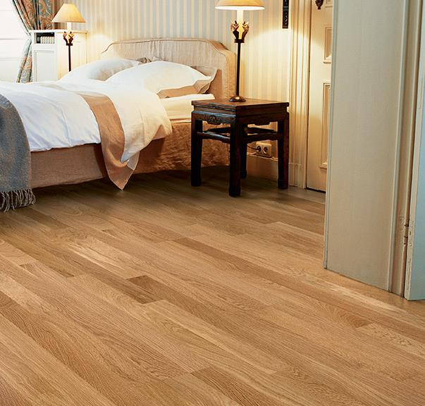 Chambre avec parquet quick step photo n 62 domozoom for Parquet chambre enfant