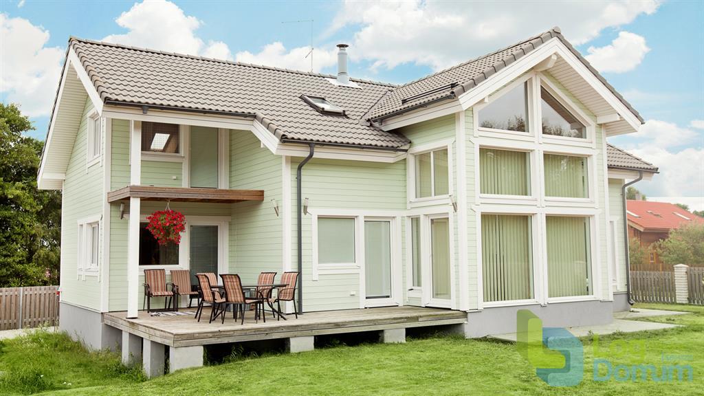 821606 vue exterieure moderne maison moderne blanche avecjpg - Maison Moderne Blanche