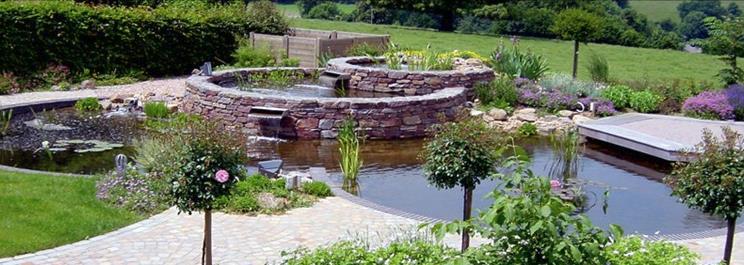 Design : Bassin Jardin Moderne - Poitiers 22, Jardin Contemporain ...