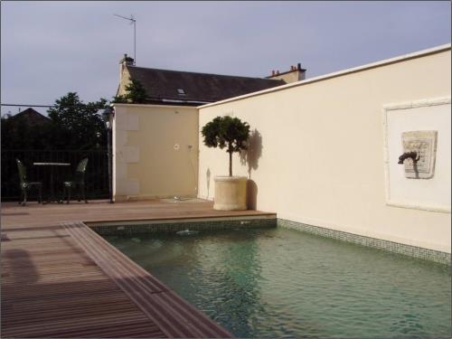 Photos et id es d coration maison photo int rieur et for Plage piscine moderne
