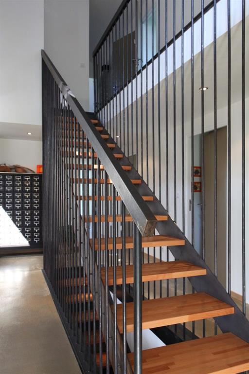 Célèbre Escalier Moderne Bois Ideas - Seiunkel.us - seiunkel.us HQ98