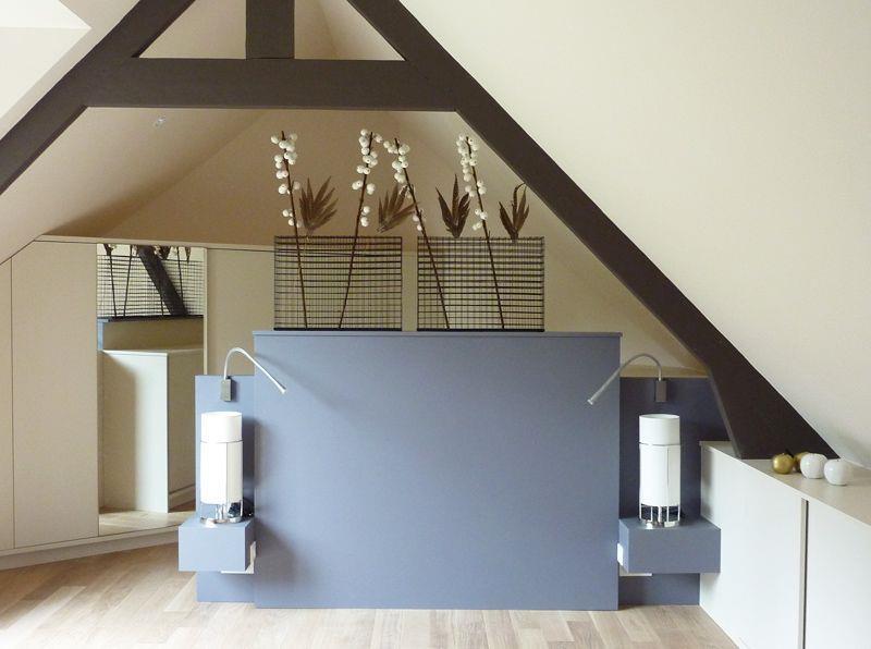 Awesome Chambre Sous Comble Moderne Photos - Ohsopolish.com ...