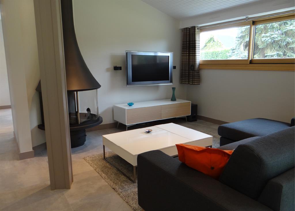salon moderne bois - Salon Moderne Bois