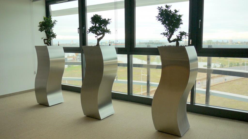 meuble exterieur bonsai