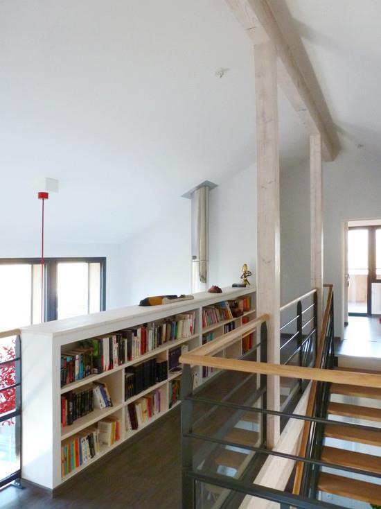 Am nagement mezzanine classique - Idee amenagement mezzanine ...
