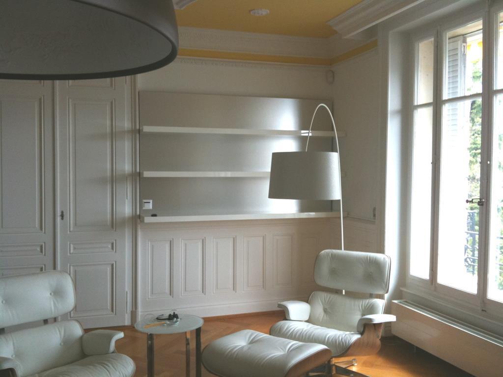 Salon classique en bois – lombards