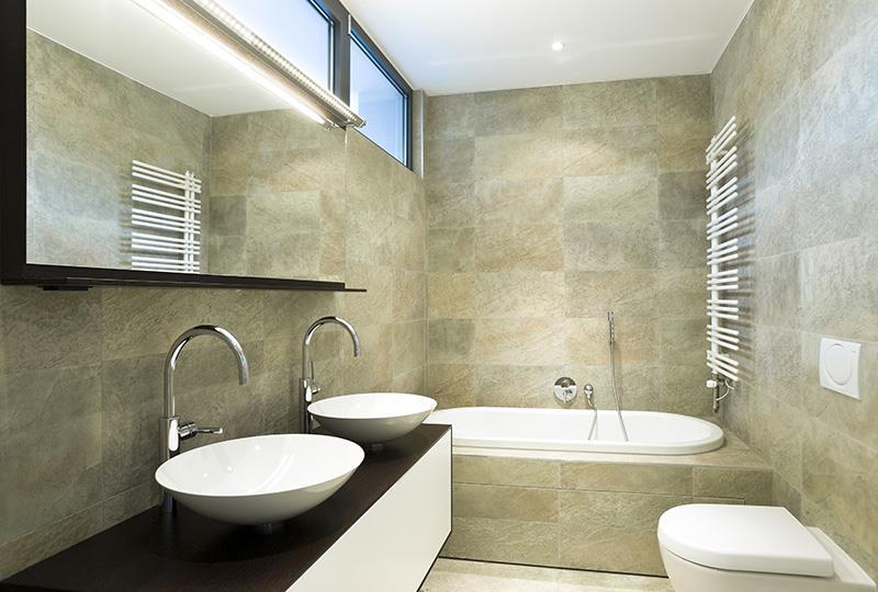 Salles de bain - Salle de bain fonctionnelle ...