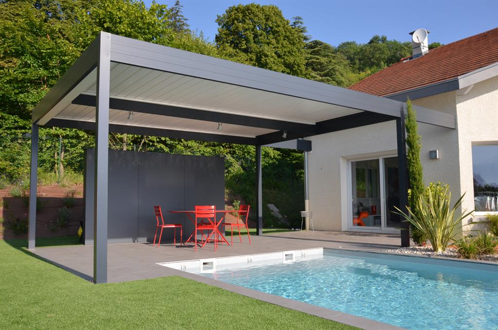 Terrasse Couverte Idee ~ Home Design Ideen