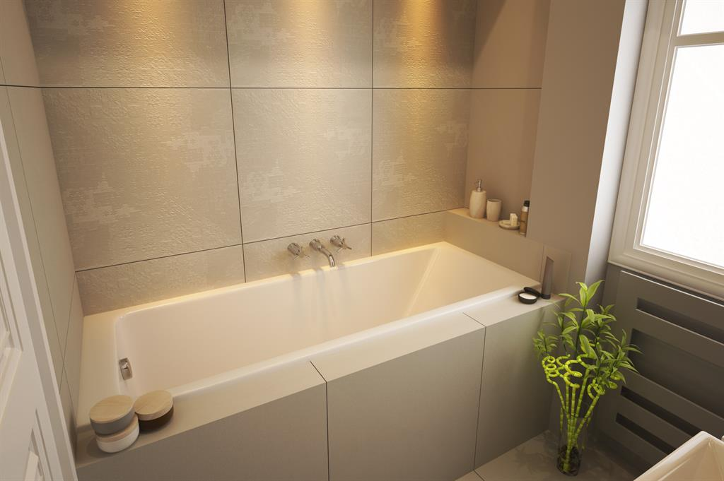 Appartement haussmanien neuilly sur se Amenagement salle de bain design