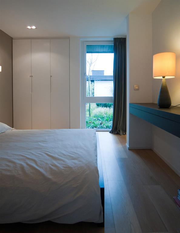 Chambre Moderne Blanche Chambre A Coucher En Bois Blanc
