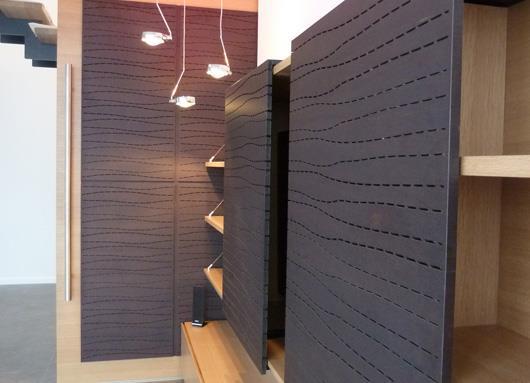 placard aux portes coulissantes d coratives emilie bigorne. Black Bedroom Furniture Sets. Home Design Ideas