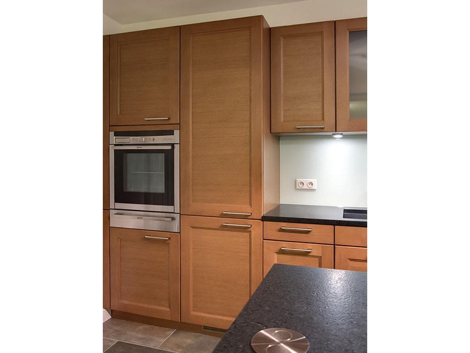 cuisine en bois moderne. . cuisine en bois moderne. . . une