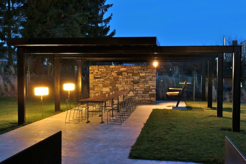 chestha | idee eclairage terrasse