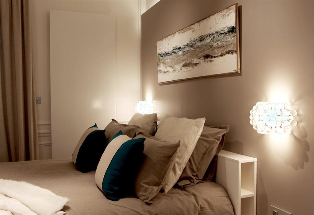 Merveilleux Modele De Peinture Pour Chambre Adulte Elegant Chambre Coucher Images Etonnantes