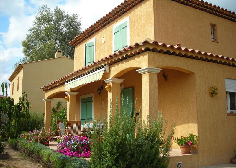 Numéro de maison avec cigale provençale décoratif extérieur personnalisable