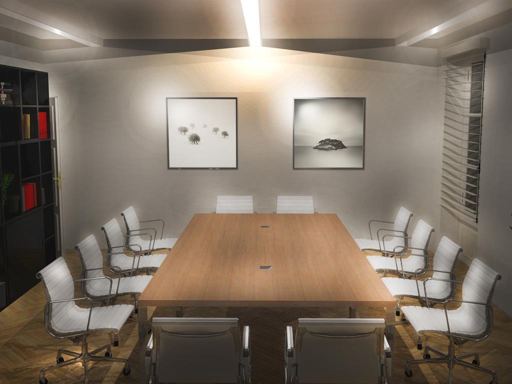 Bureaux d 39 avocats paris 8 me for Decoration salle de reunion