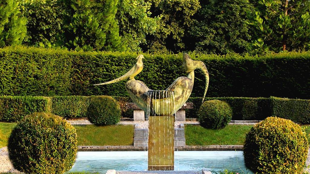 Jardins Modernes. Salle De Design Terrasses Et Jardins Bel ...