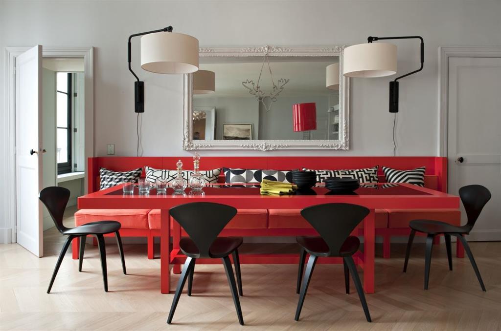 Table Avec Banquette - Intérieur Déco