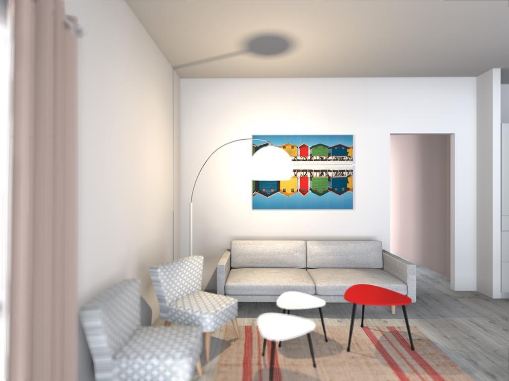 Séjour salle à manger et cuisine ouverte   domozoom.com