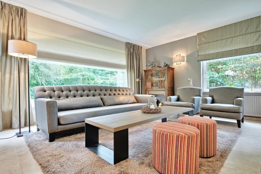 salon moderne entissu - Salon Canape Moderne