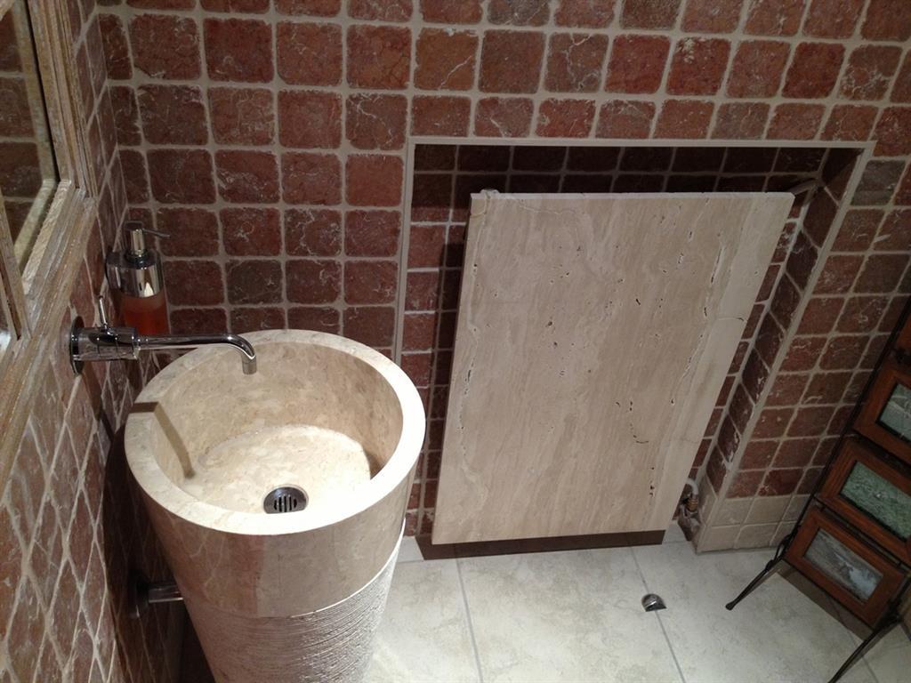 Belle salle de bain moderne avec haute qualité photographies ...