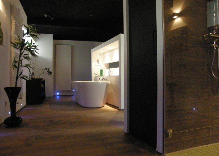 grande salle de bain contemporaine - Grande Salle De Bain Contemporaine