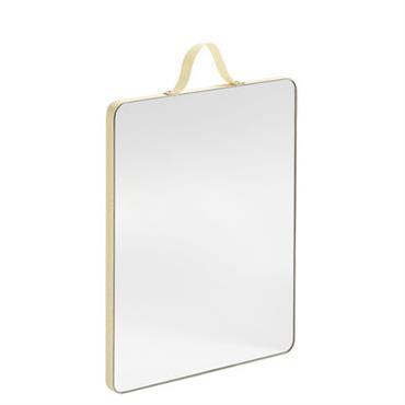 Miroir Ruban Medium / L 16 x H 20 cm