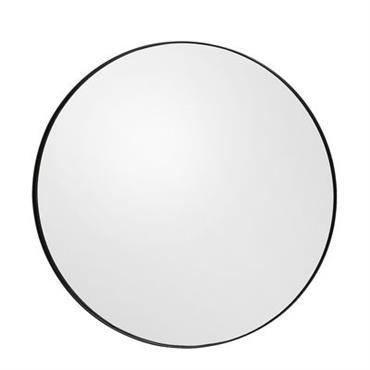 Miroir Circum Small / Ø 70 cm - AYTM Gris fumé en Métal