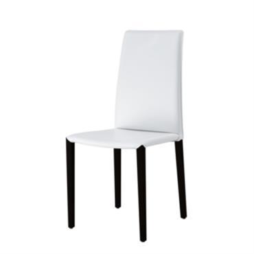 Lot de 2 chaises Olivier Woody Teinté Noir