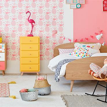 Mobilier chambre d'enfant collection Alix par maisons du Monde