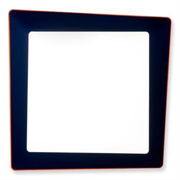Applique Crazy / Plafonnier LED - 70 x 70 cm - Artemide Bleu