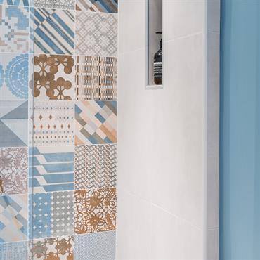 Salle de bain design et style contemporain id es et - Accessoires salle de bains design ...